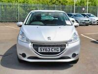 2013 Peugeot 208 1.2 VTi Access+ 5dr Hatchback Petrol Manual