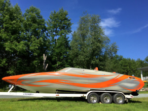 2007 Essex Genesis Apache 290ex en excellent état