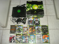Original Xbox Complete in Box w/Over 3500 Games!