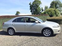 TOYOTA AVENSIS T3-S D-4D 2007 ONLY 56000 MILES