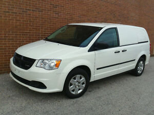 2012 Dodge Ram Cargo Caravan **CERTIFIED AND EMISSION TESTED**