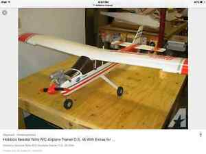 Wanted RC trainer airplane