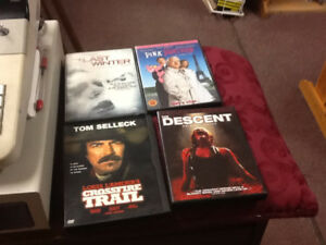 NEW STOCK DVDs