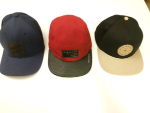 Brand Name Hats - Size M/L