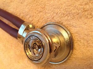 Sprague-Rappoport purple stethoscope.  Never used. Kingston Kingston Area image 3
