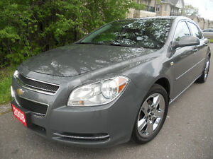 2008 Chevrolet Malibu Sedan LT 165 kms 4cyl. Loaded  $4395
