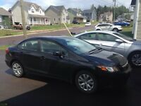 Honda Civic 2012 4D LX