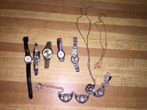 Watch's and accessories