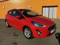 2018 Ford Fiesta 1.1 Zetec 3dr HATCHBACK Petrol Manual