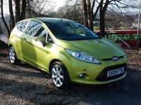 Ford Fiesta 1.4 auto 2009 Titanium **Finance from £110.46 a month**
