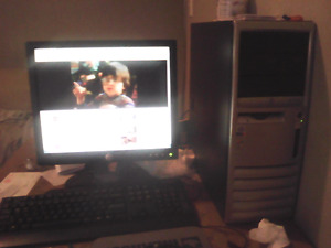 Pc Dell and Window Hp Compaq and keyboard Lenovo