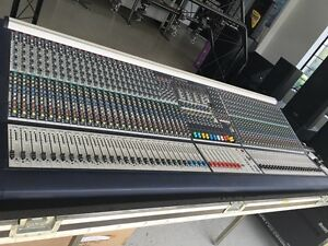 Consolle Soundcraft MH2