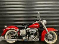 1974 Harley-Davidson FLH 1200 Shovel Head