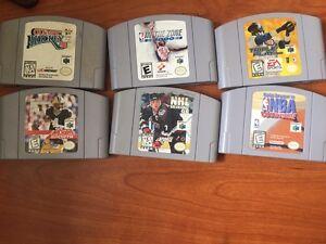 n64 sport games