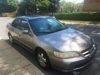 2000 Honda Accord EX V6 Berline