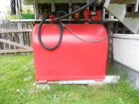 Portable Fuel Tank for Truck Bed