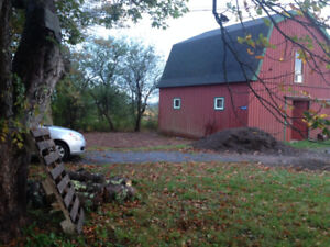 3 Bedroom hobby farm for rent near Sackville