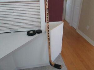 Bâton de hockey