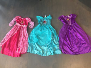 Size 7 youth girl clothes swimsuits pjs - ALL DISNEY STORE
