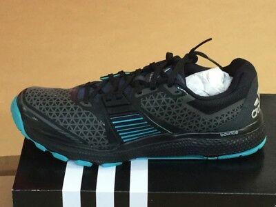 Adidas Crazy Train Bounce Sneaker Fitness Schuhe Herren schwarz-grün AF5496 (Adidas Schuhe Fitness)