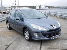 Peugeot 308 1.6 VTi ( 120bhp ) S