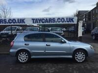 SALE NOW ON !!2005/55 NISSAN ALMERA 1.4 SX £1395