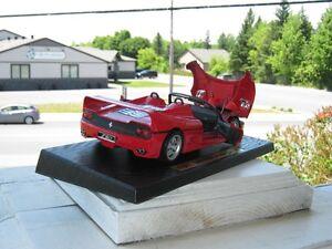 ** FERRARI F50 SPECIAL EDITION ** and ** FERRARI GTO ** Cornwall Ontario image 2