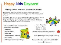 Child Care Available In Paradise