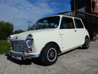 Austin Mini Cooper S Mark II 1968 1275cc