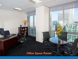 Fully Furnished - ( BANK STREET - CANARY WHARF -E14) Office Space to Let in London