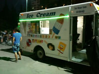 Ice Cream Truck for any Events, Festivals and Stampede BBQ.