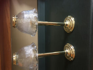 Partylite Crystal Lamps