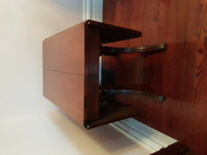 Antique Duncan Phyfe buffet or leaf table