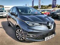 2020 Renault Zoe 100KW i GT Line R135 50KWh Rapid Charge 5dr Auto Hatchback Elec
