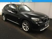 2011 61 BMW X1 2.0 XDRIVE20D SE 5D AUTO 174 BHP DIESEL