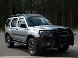 2002 Nissan Xterra Super Charged SUV, Crossover.