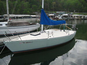 Wanted a J24 after 1980 good condition with trailer