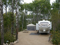 Wakaw Deep Woods RV Campground- Pre-Spring Sale