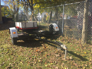 Nice Tow Dolly trailer