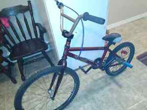 CUSTOM HARO FORUM PARTIAL 20 BMX
