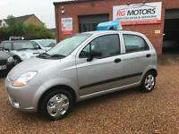 2009(59) Chevrolet Matiz 1.0 SE+ Silver 5dr Hatchback, **ANY PX WELCOME**
