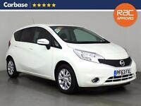 2014 NISSAN NOTE 1.5 dCi Acenta Premium 5dr [Style Pack] Mini MPV 5 Seats
