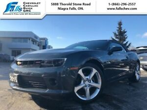 "2015 Chevrolet Camaro 2LT  RS,HEADS UP DISP,NAV,LEATHER,20""ALLOY"