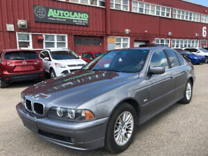 2002 BMW 530, Fully loaded / GREAT condition!