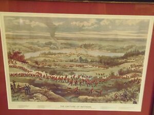 Collectible War of 1812 Historical Battle Prints Kelly & Curzon London Ontario image 5