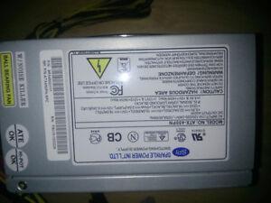 Sparkle power supply ATX-450PN working like new