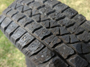 Pneus hiver / Winter tires 185-60-14