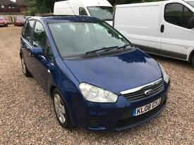 2009 Ford C-max Style Tdci >Finance Available 1.8