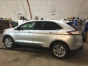 2017 Ford Edge SEL SUV, Crossover