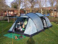 Vango Vista 800 DLX tent for sale